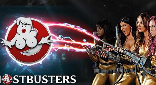 Ghostbuster xxx..