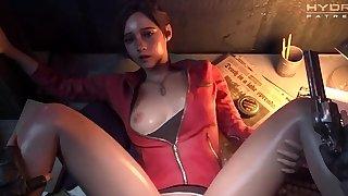 Nice boobs 3D..