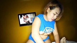 Asian bargirl..