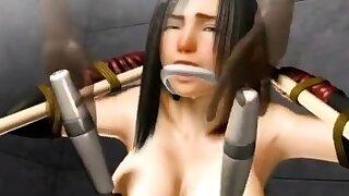 Busty hentai..