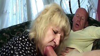 gross old mom..